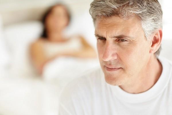 Bệnh mãn dục nam có biểu hiện gì?