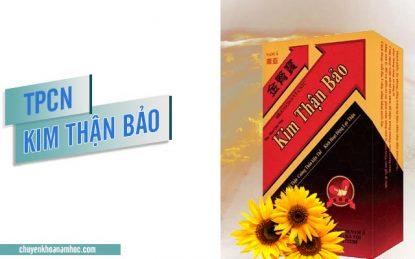 TPCN Kim Thận Bảo