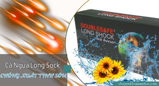 Cá Ngựa Long Sock chống xuất tinh sớm