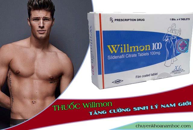 Thuốc willmon tăng cương dương