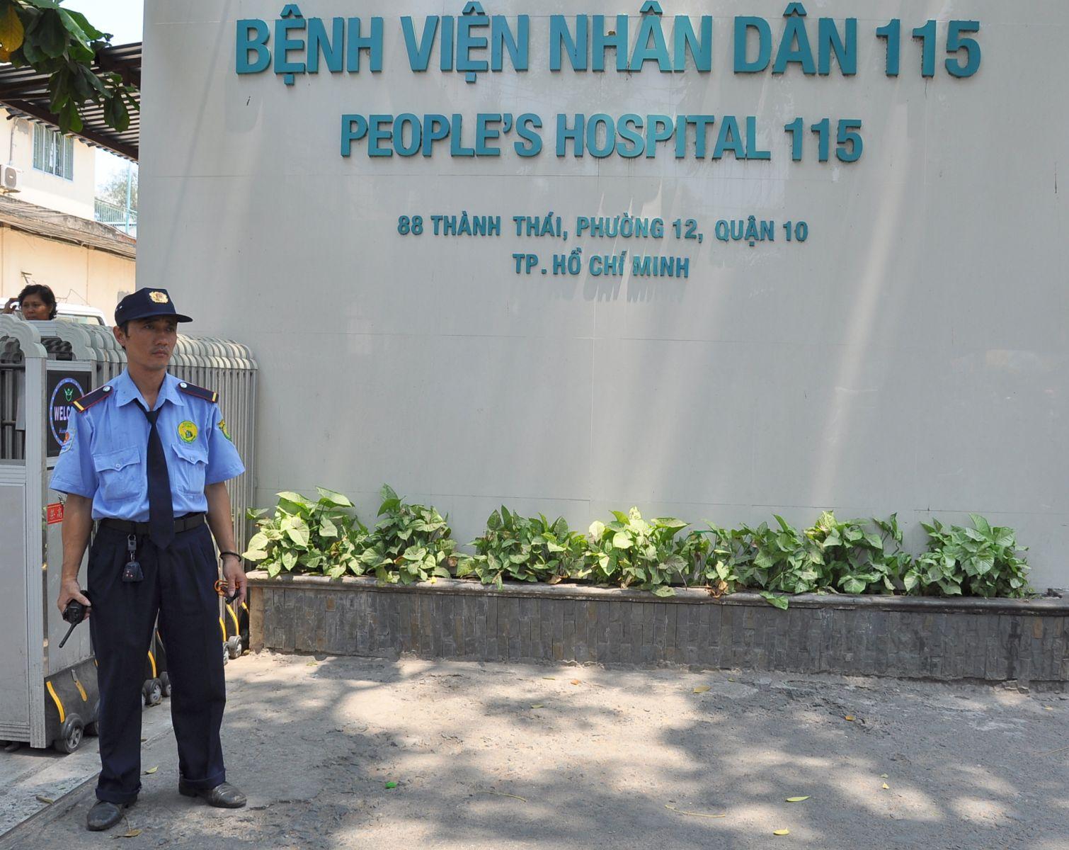 khám nam khoa ở Bệnh viện 115