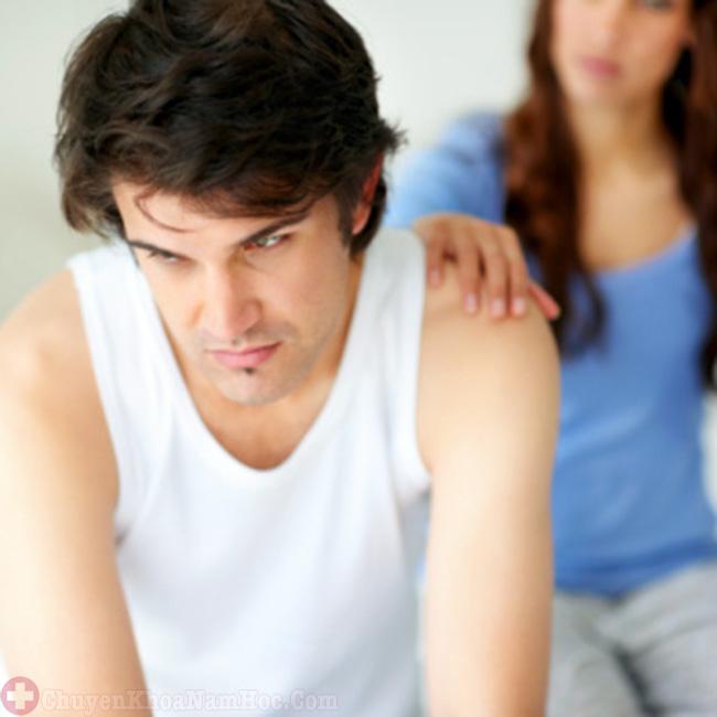 Mẹo chống xuất tinh sớm bằng cách giảm lo lắng căng thẳng