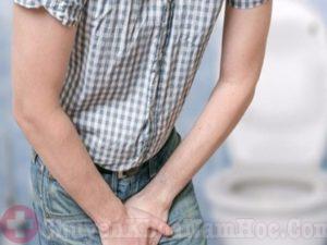 Chấn thương mạnh vùng tinh hoàn