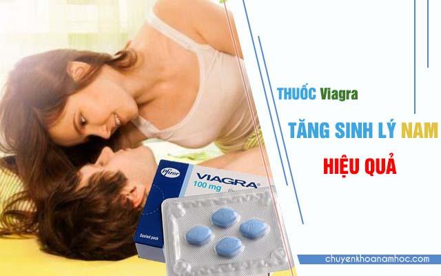 Viagra và công dụng tăng sinh lý.