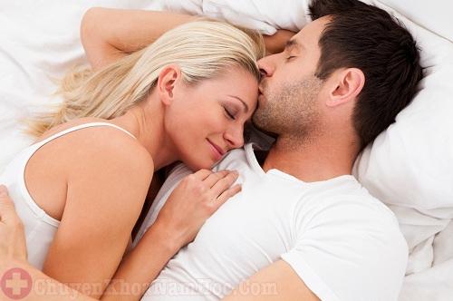 Tư thế yêu giúp tăng cường sinh lý nam