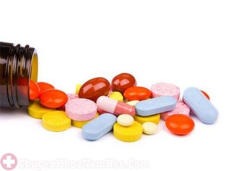 Thuốc men điều trị xuất tinh sớm khi chưa quan hệ