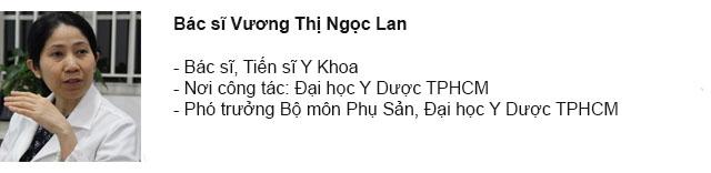 Bác sĩ Vương Thị Ngọc Lan
