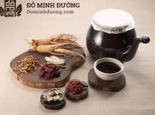 Bài thuốc của Nhà thuốc Đỗ Minh Đường chữa bệnh yếu sinh lý