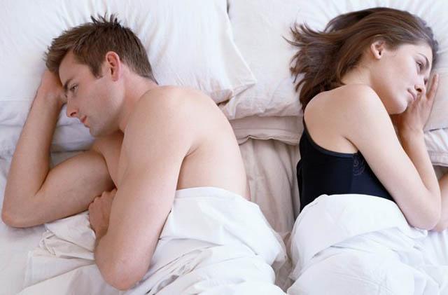 Suy giảm ham muốn tình dục