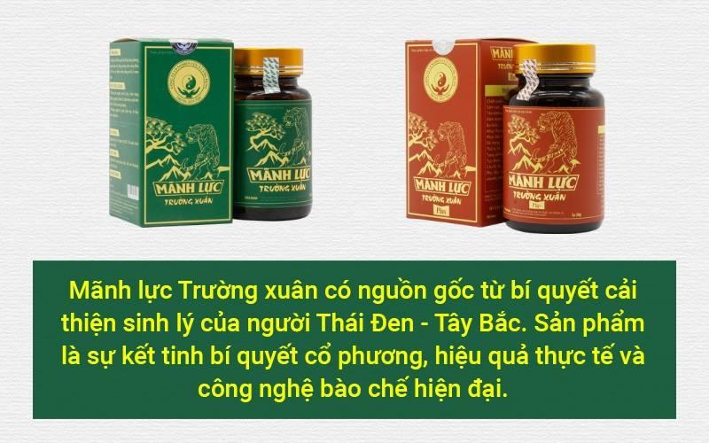 Sản phẩm không ngừng được cải tiến để mang lại hiệu quả cao, phù hợp với thể trạng người Việt