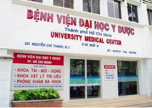 Bệnh viện Đại học Y dược TP.HCM cơ sở 2