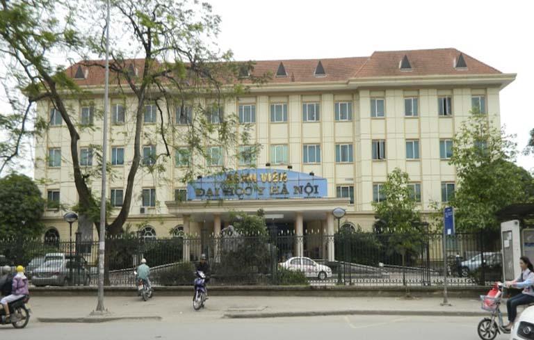 Chữa rối loạn cương dương tại Bệnh viện Đại học y Hà Nội
