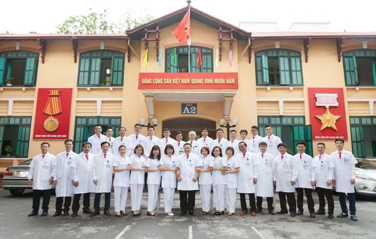 Trung tâm Nam học - Bệnh viện Hữu Nghị Việt Đức