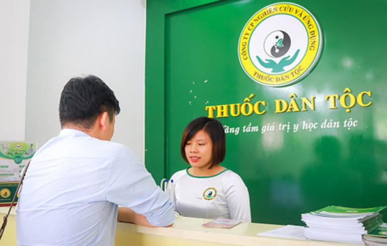 Trung tâm Thuốc dân tộc điều trị yếu sinh lý