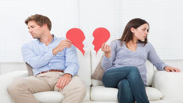 Yếu sinh lý tăng nguy cơ rạn nứt hạnh phúc gia đình