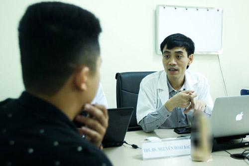 Ths.Bs. Nguyễn Hoài Bắc(Nguồn ảnh: internet)
