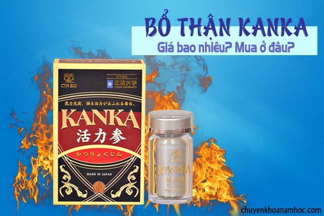 TPCN bổ thận Kanka