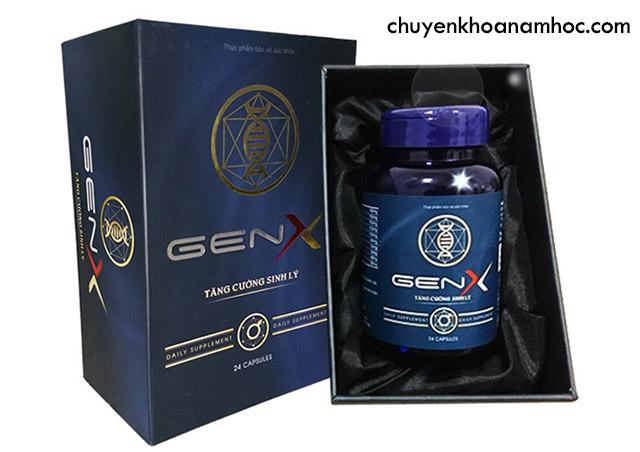 tăng cường sinh lý Gen X