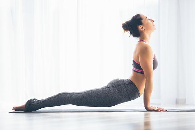 Yoga tăng cường sinh lý nữ