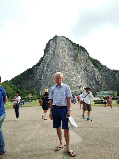 Ông Nguyễn Quang Xây xuất hiện những triệu chứng bệnh cách đây khoảng 2 năm